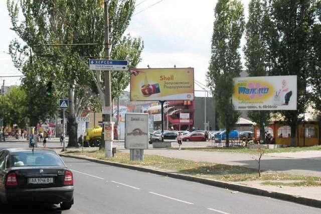 В Николаеве цена аренды земли под рекламой не менялась 11 лет, у Сенкевича кивают на рекламное лобби