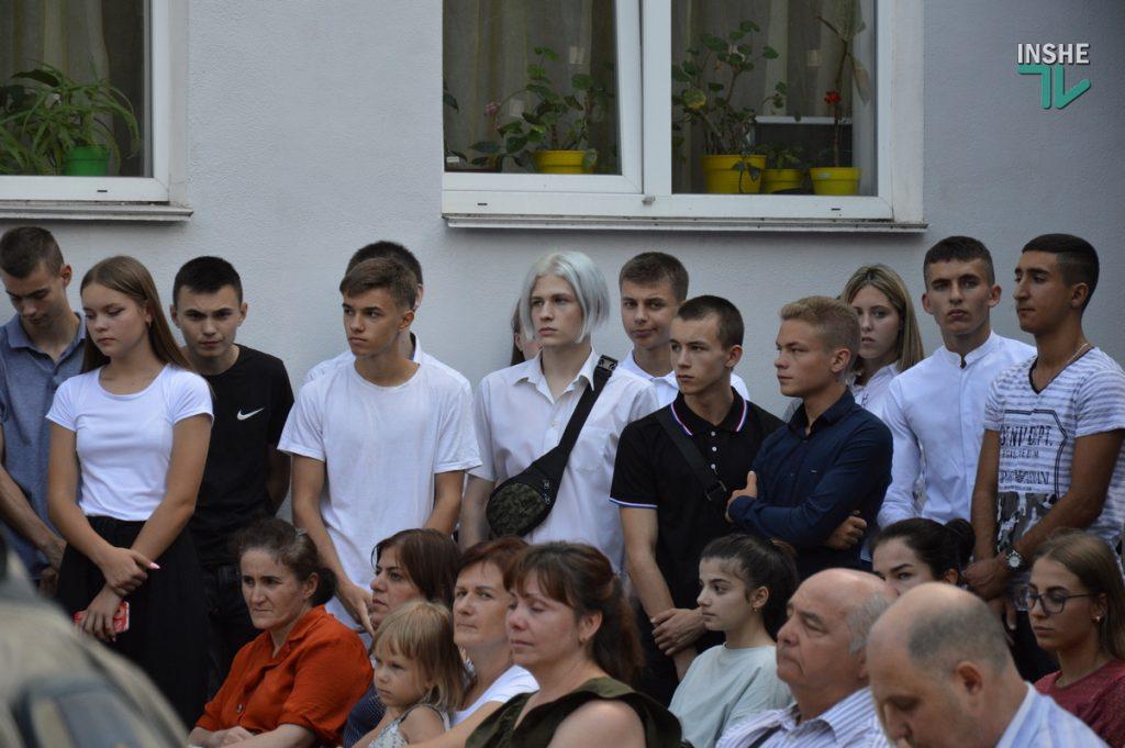 В Николаевском университете Пилипа Орлика открыли мемориальную доску герою АТО Андрею Грабарю (ФОТО, ВИДЕО) 11