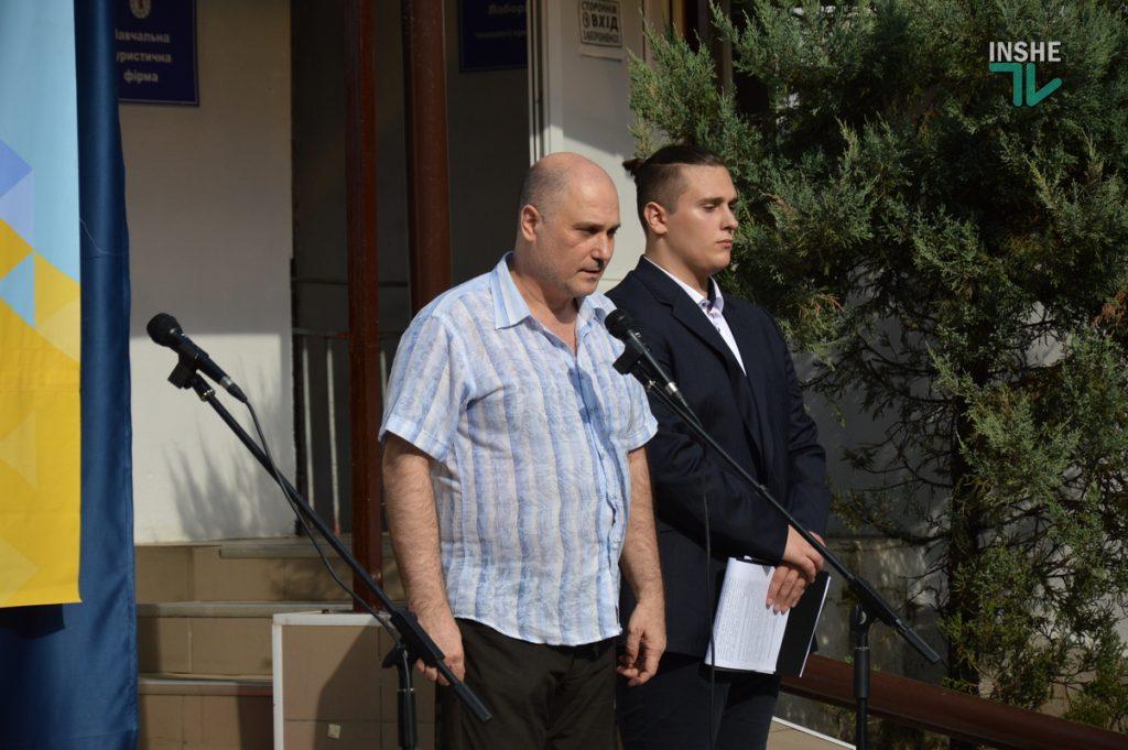 В Николаевском университете Пилипа Орлика открыли мемориальную доску герою АТО Андрею Грабарю (ФОТО, ВИДЕО) 25