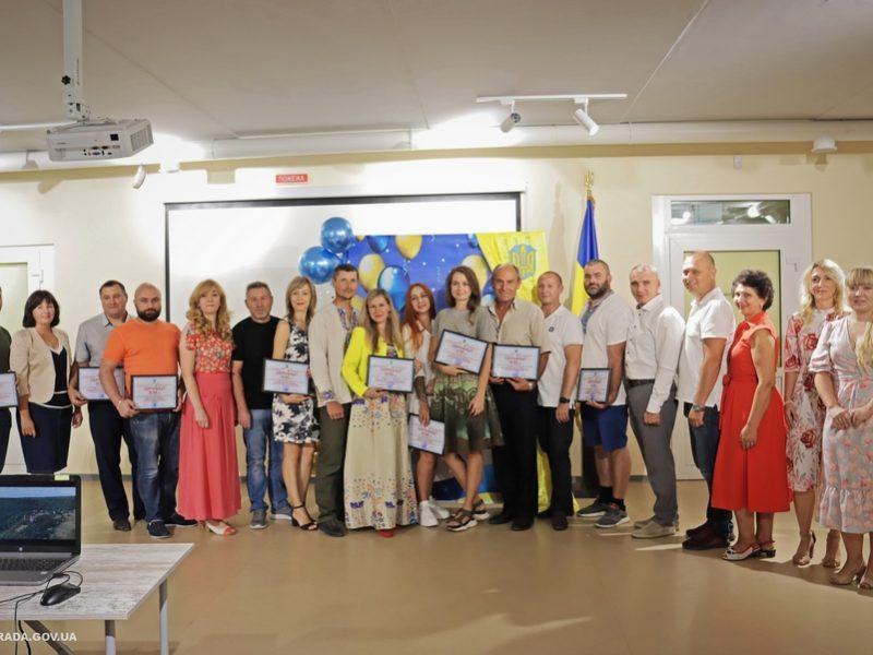 На открытие своего бизнеса: в Николаеве 10 проектов ветеранов и переселенцев получили по 50 тыс.грн