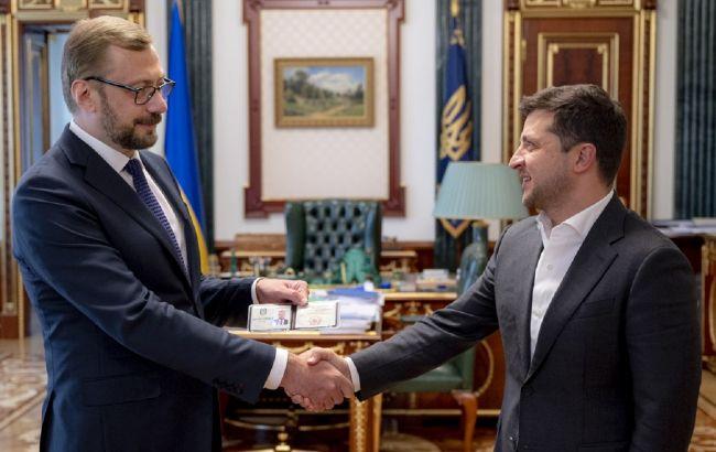 Зеленский назначил Вячеслава Чауса черниговским губернатором