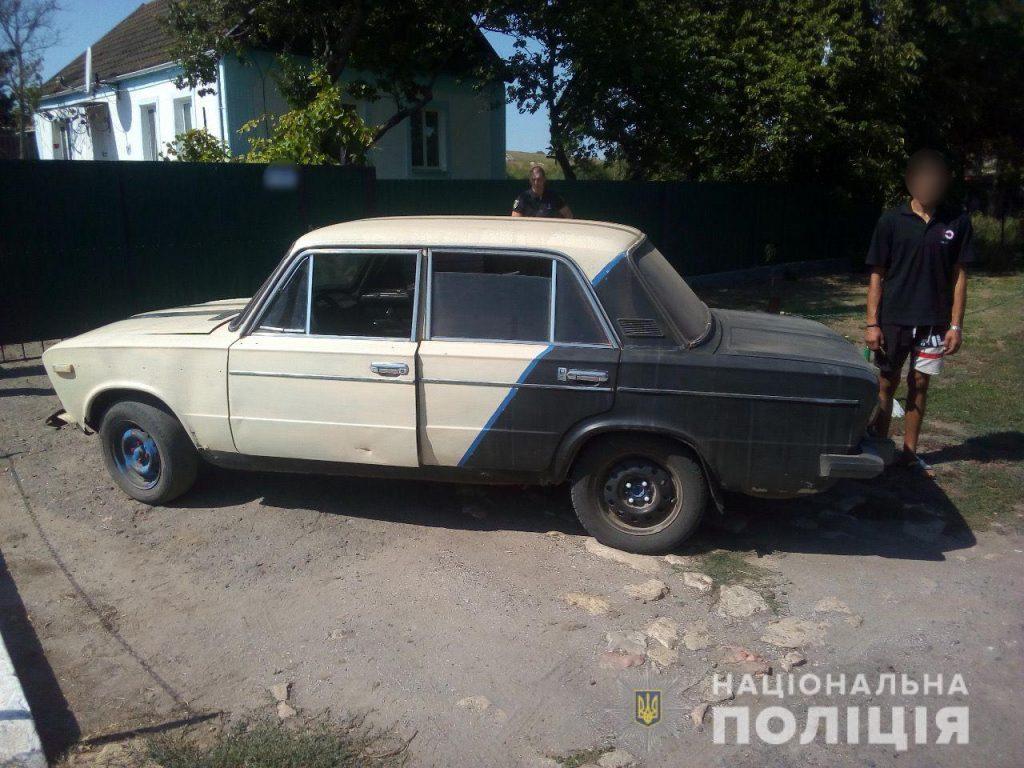 На Николаевщине трое взрослых похитили и избили несовершеннолетнего (ФОТО) 1