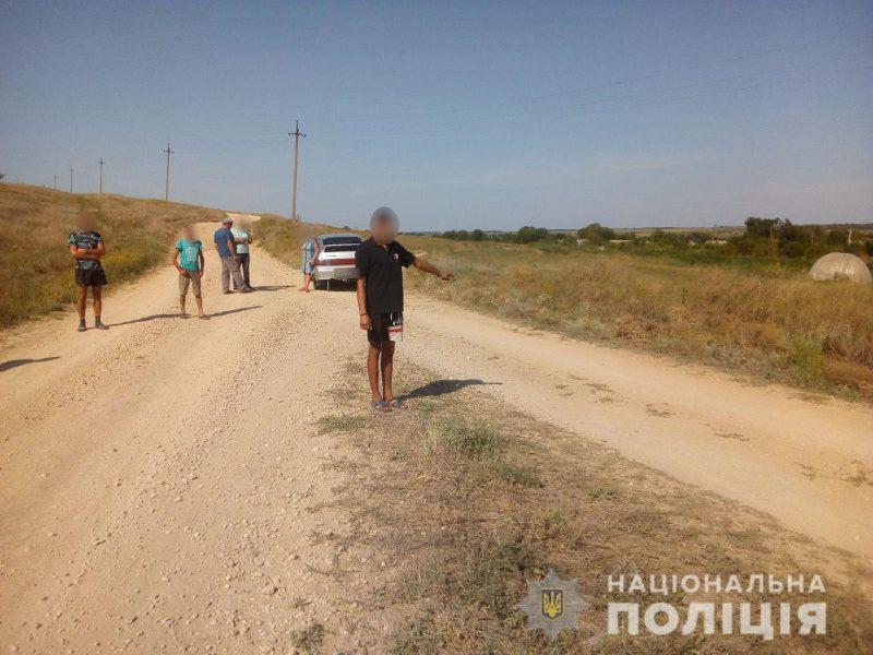 На Николаевщине трое взрослых похитили и избили несовершеннолетнего (ФОТО)