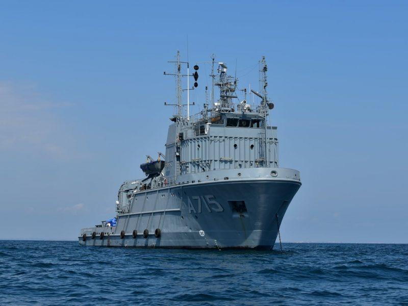 В Черном море проходят многонациональные противоминные учения «Дайв-2021». Мы участвуем (ФОТО)