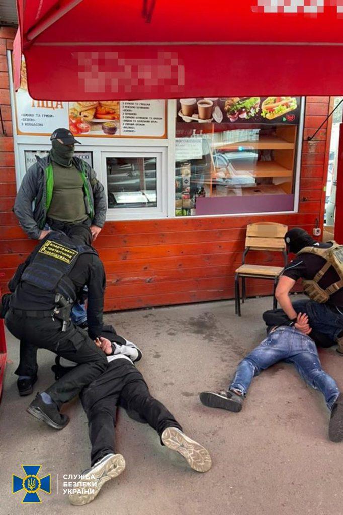 В Одессе задержали итальянских мафиози с 60 кг кокаина (ФОТО) 8
