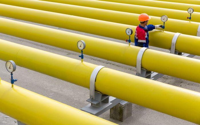 Цены на газ в Европе снижаются 3