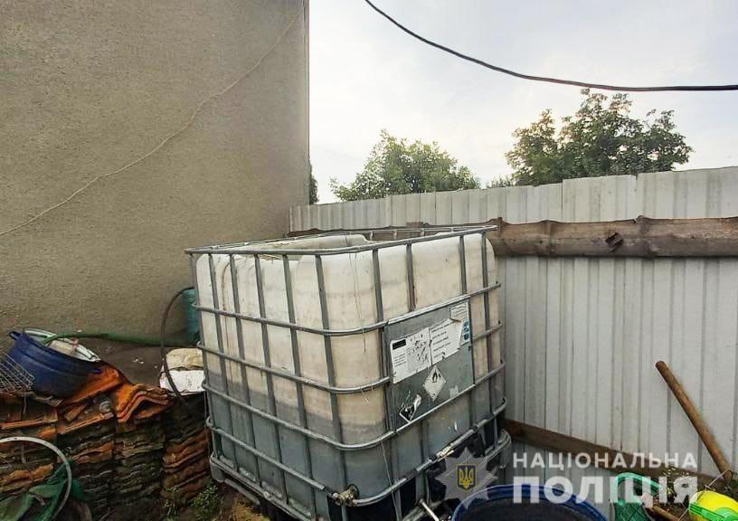 Николаевские полицейские нашли горшки с коноплей (ФОТО) 7