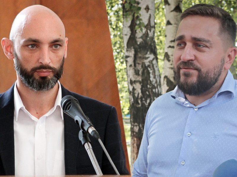 Опубликован проект решения об отстранении зама мэра – директора департамента ЖКХ Коренева и зама Брыжатого