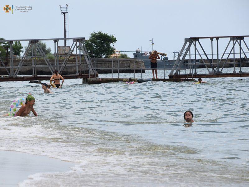 В Очакове водный скутер въехал в пирс. Пострадала женщина (ФОТО)