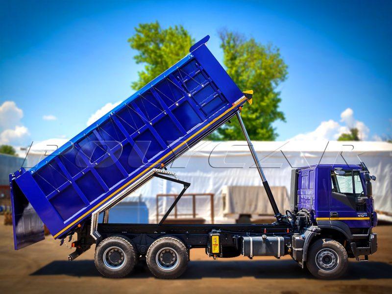 Украинский производитель занялся самосвалами для аграриев (ФОТО)