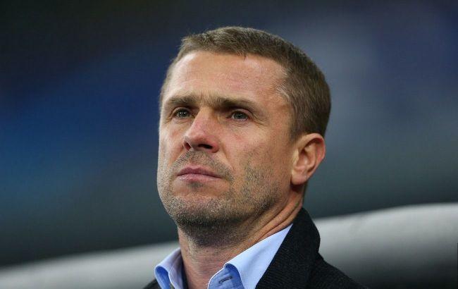 Новым тренером сборной Украины по футболу станет Сергей Ребров
