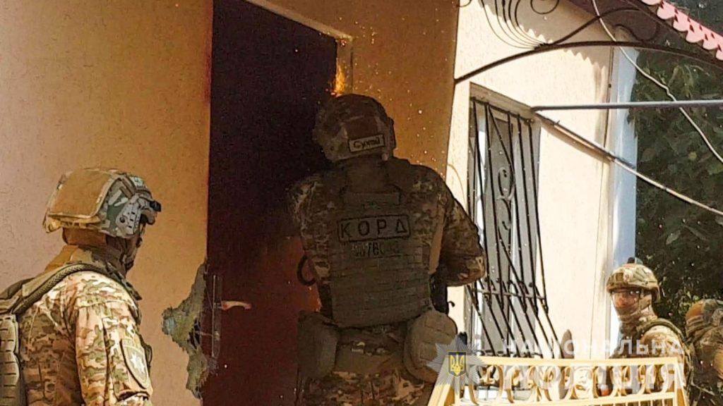 Николаевски правоохранители накрыли межрегиональную оптовую метадоновую базу (ФОТО, ВИДЕО) 5