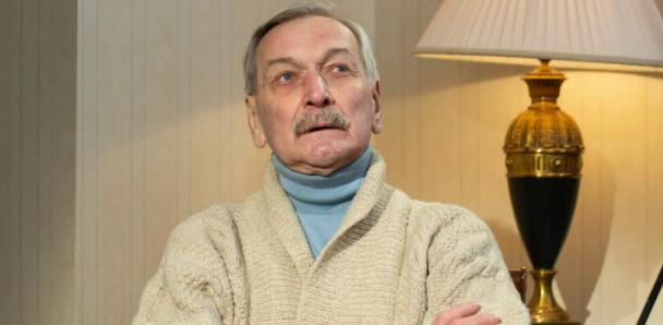 Преподавателя киевского института театра и кино, известного актера Талашко обвинили сексуальных домогательствах