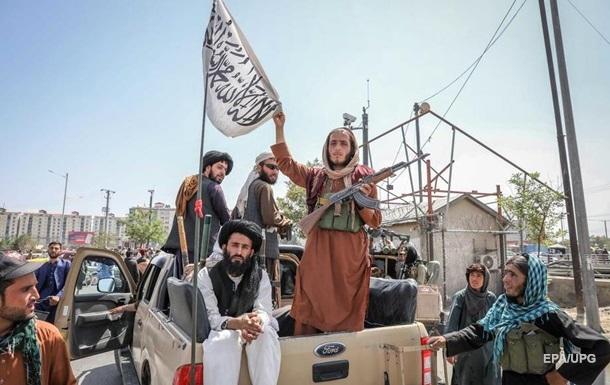 Талибы запретили мужчинам брить бороды 3