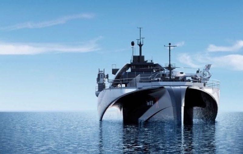В Японии построят танкер для перевозки электричества