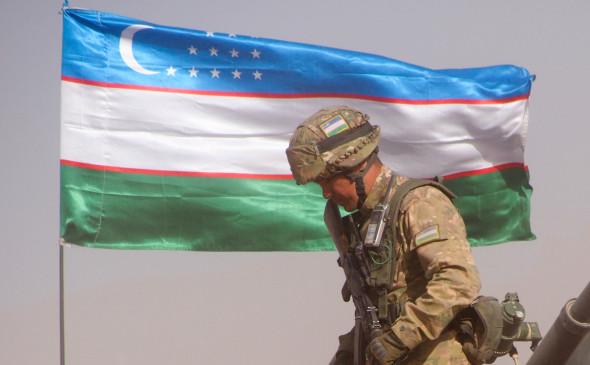 ПВО Узбекистана сбило афганский военный самолет