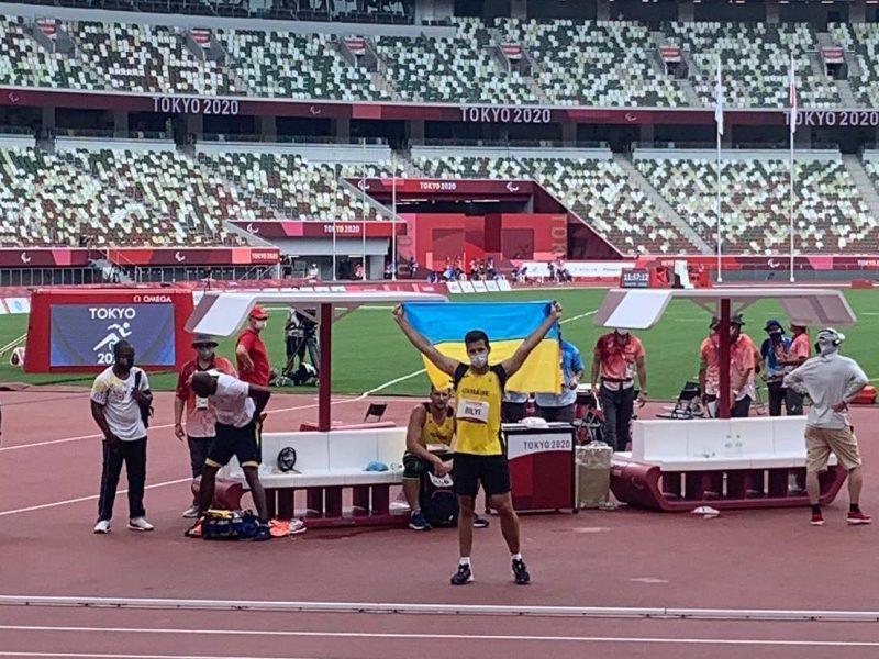 Третий день Паралимпиады-2020 начался для Украины с «серебра» и «бронзы» (ФОТО)