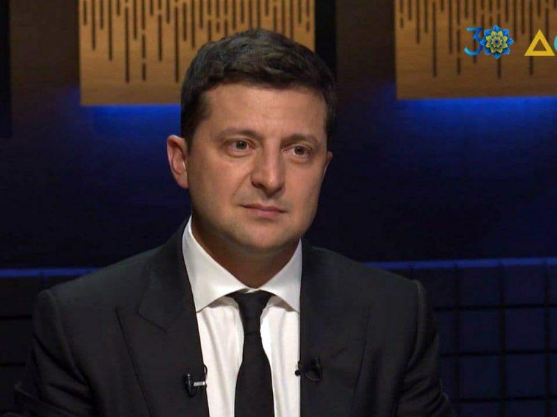 О том, что важнее пули. Большое интервью Зеленского для жителей Донбасса и Крыма (ВИДЕО)