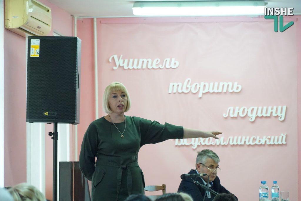 Может, что-то в консерватории подправить? Из 6-ти школ Николаева, показывающих стабильно плохие результаты ВНО, четырем оставили 10-е классы (ВИДЕО) 3