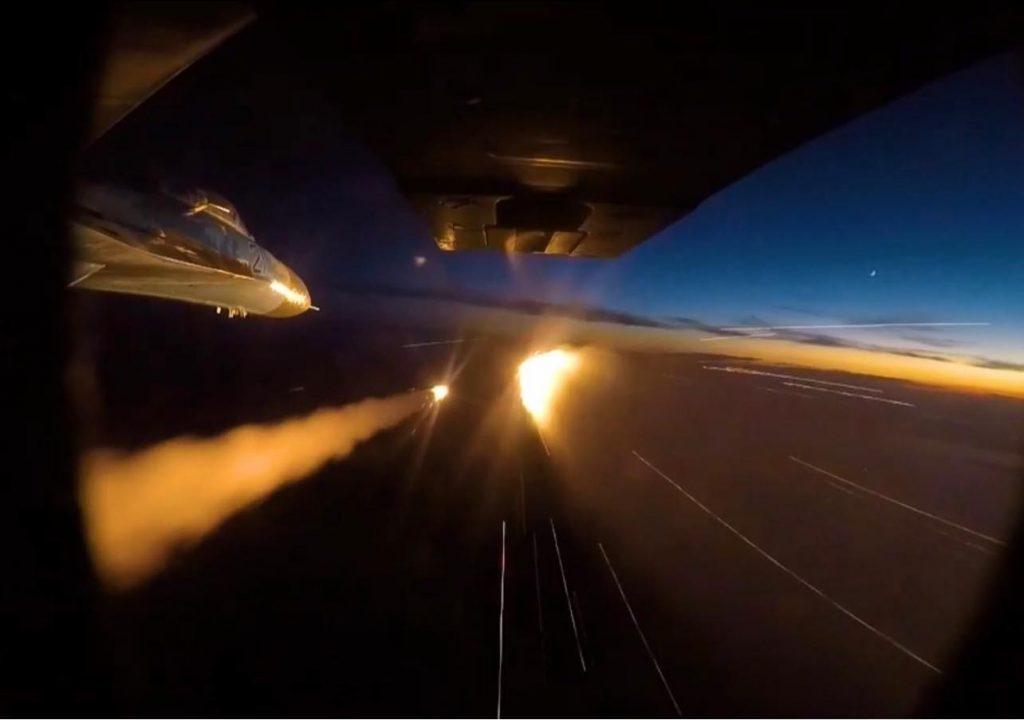 На Николаевщине авиаторы провели практические пуски авиационных управляемых ракет класса «воздух-воздух» (ФОТО) 1