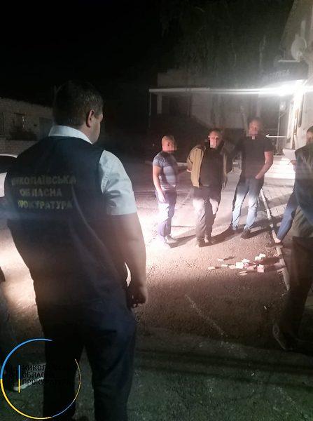 На Николаевщине задержали замначальника Баштанского райотдела полиции - требовал 12 тыс.грн. взятки от подчиненных (ФОТО) 1
