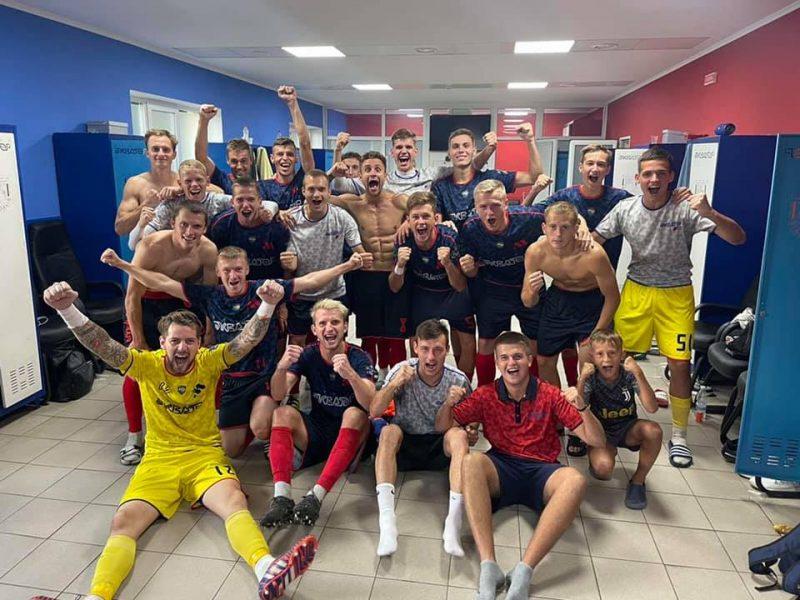 МФК «Николаев» продолжает свой путь в Кубке Украины благодаря победе над «Волчанском» со счётом 4:1 (ВИДЕО)
