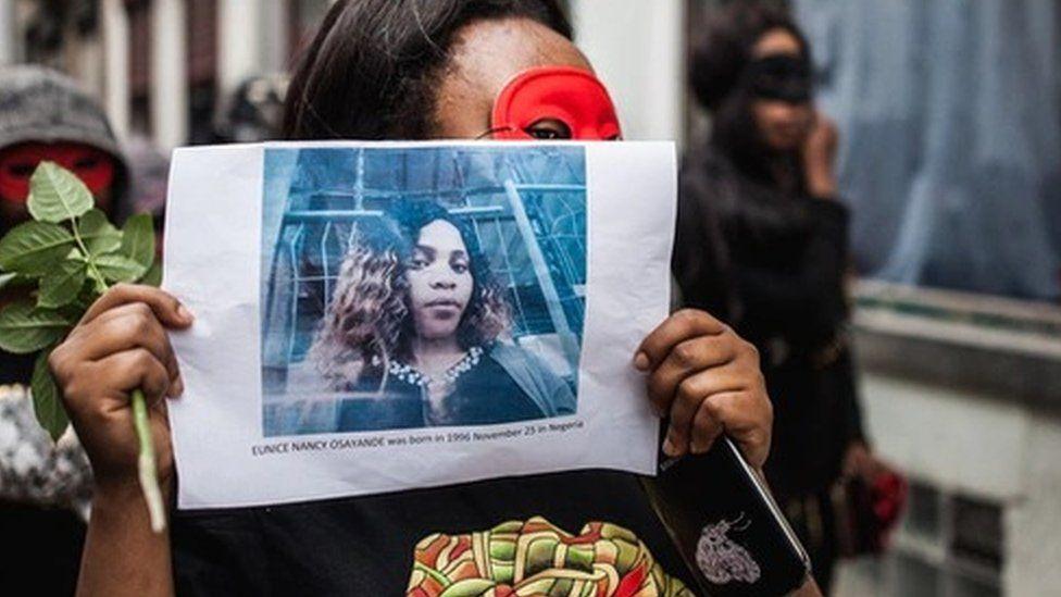 В Брюсселе назовут улицу именем убитой секс-работницы 11