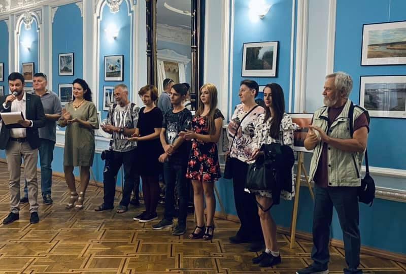 Открылась фотовыставка, посвященная 84-летию со дня основания Николаевской области (ФОТО)