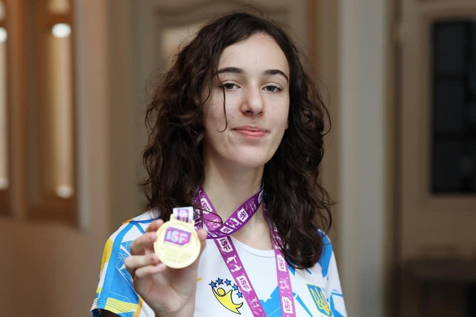 Шахматистка из Николаева стала первой на Всемирных ученических спортивных играх (ФОТО) 5