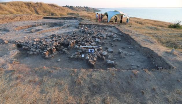 Что нашла международная археологическая экспедиция в Ольвии на Николаевщине в этом году (ФОТО) 1