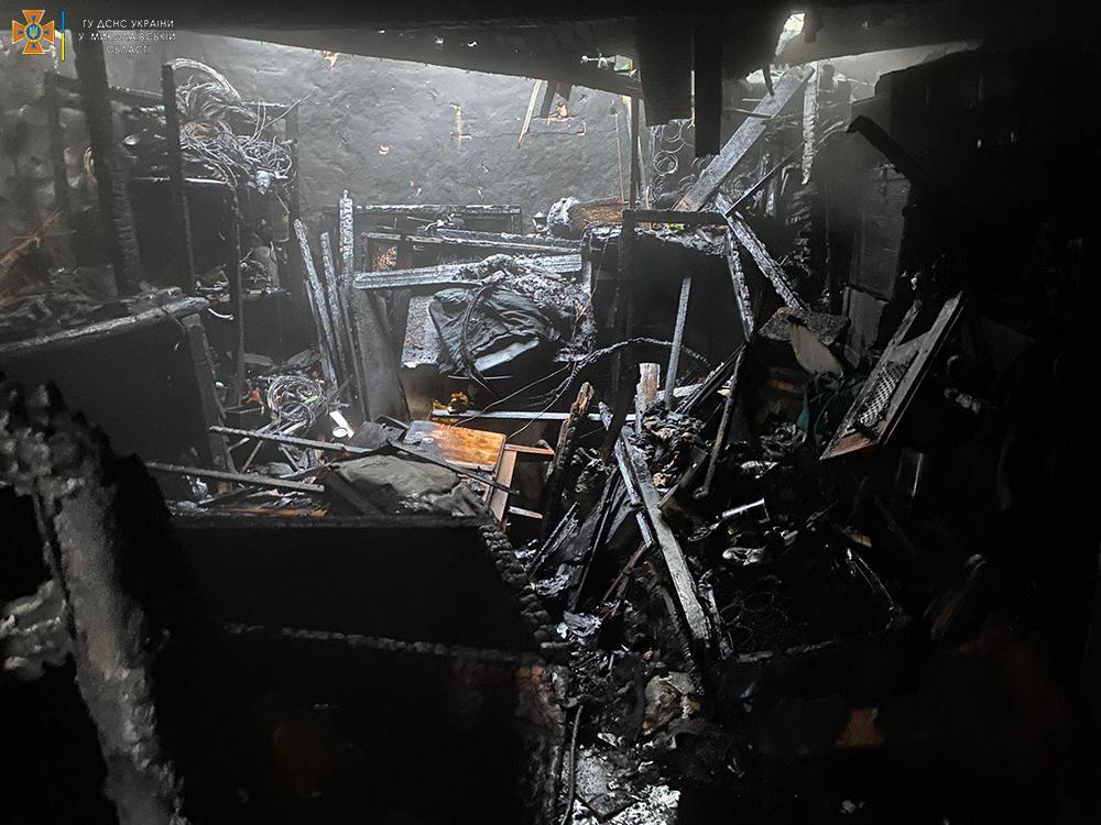 Хозпостройка и два дома - что горело в Николаеве и области за сутки 3