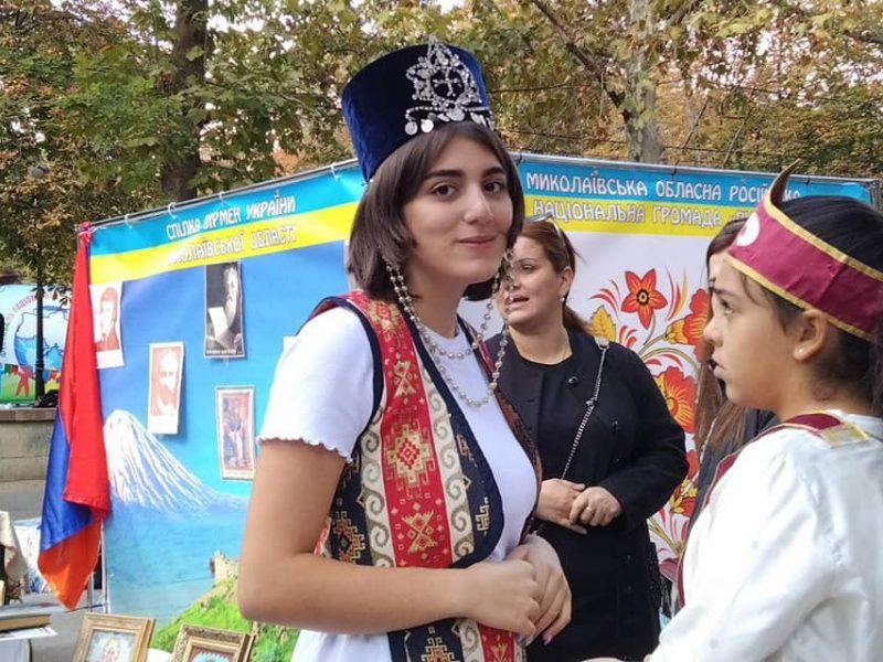 В Николаеве стартовал 26-й Всеукраинский фестиваль национальных культур «Дружба» (ФОТО)