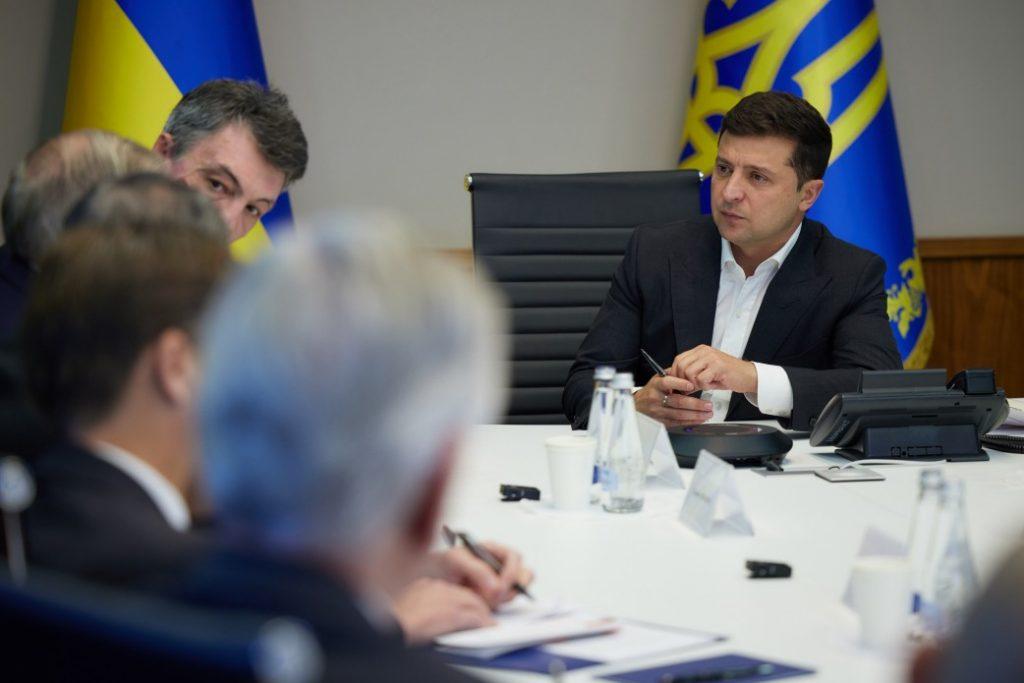 Визит в США, План трансформации Украины, Донбасс, «Северный поток-2»: что Зеленский обсуждал с делегацией Конгресса США (ФОТО) 5