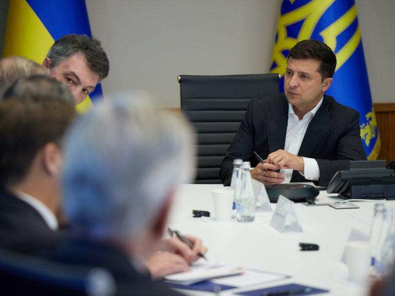 Визит в США, План трансформации Украины, Донбасс, «Северный поток-2»: что Зеленский обсуждал с делегацией Конгресса США (ФОТО)