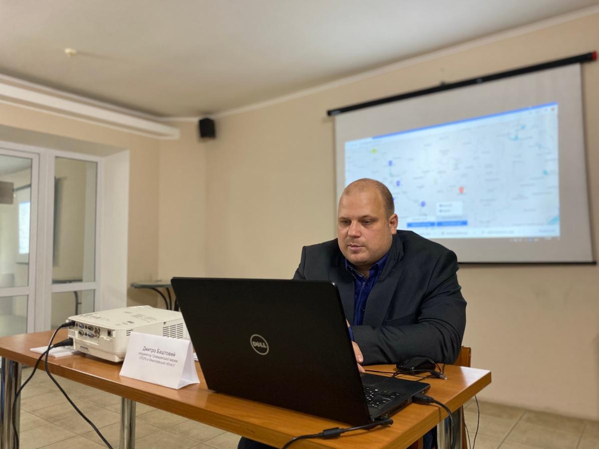 В Николаевской области действует 16 приемных нардепов и партий - ОПОРА 1