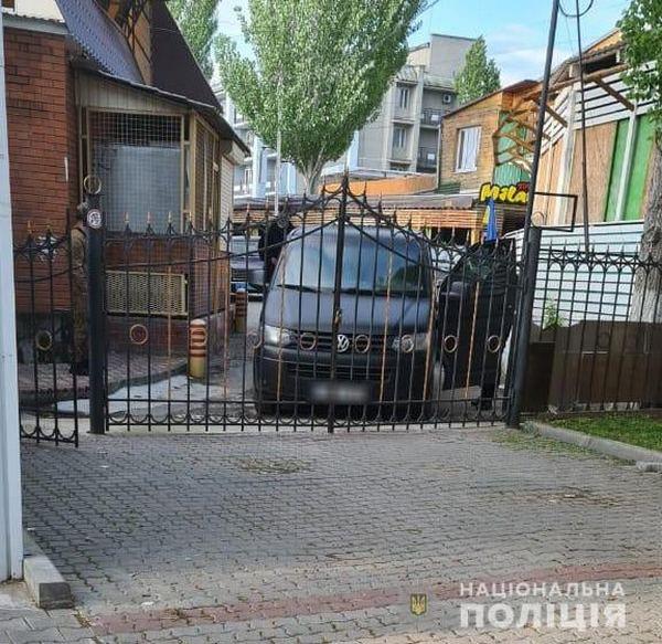 Трем лицам сообщено о подозрении в рейдерском захвате базы отдыха в Коблево 3