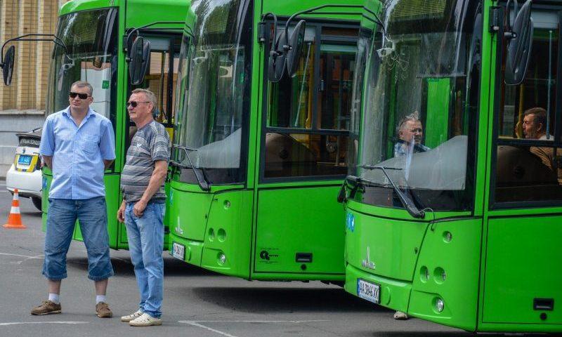 Николаев объявил тендер на закупку низкопольных автобусов за 4,5 млн.евро кредита ЕИБ 29