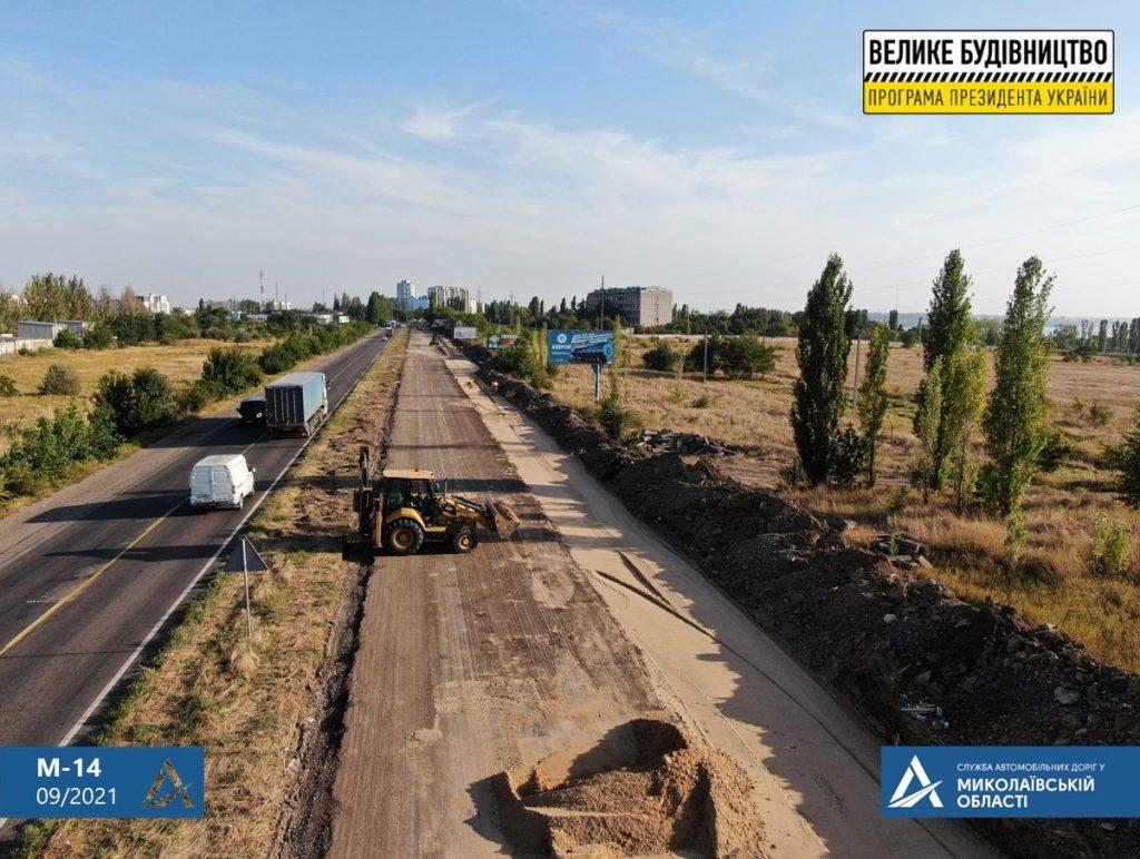 Начался ремонт подъездных дорог к Николаеву. Закончится не скоро (ФОТО) 15