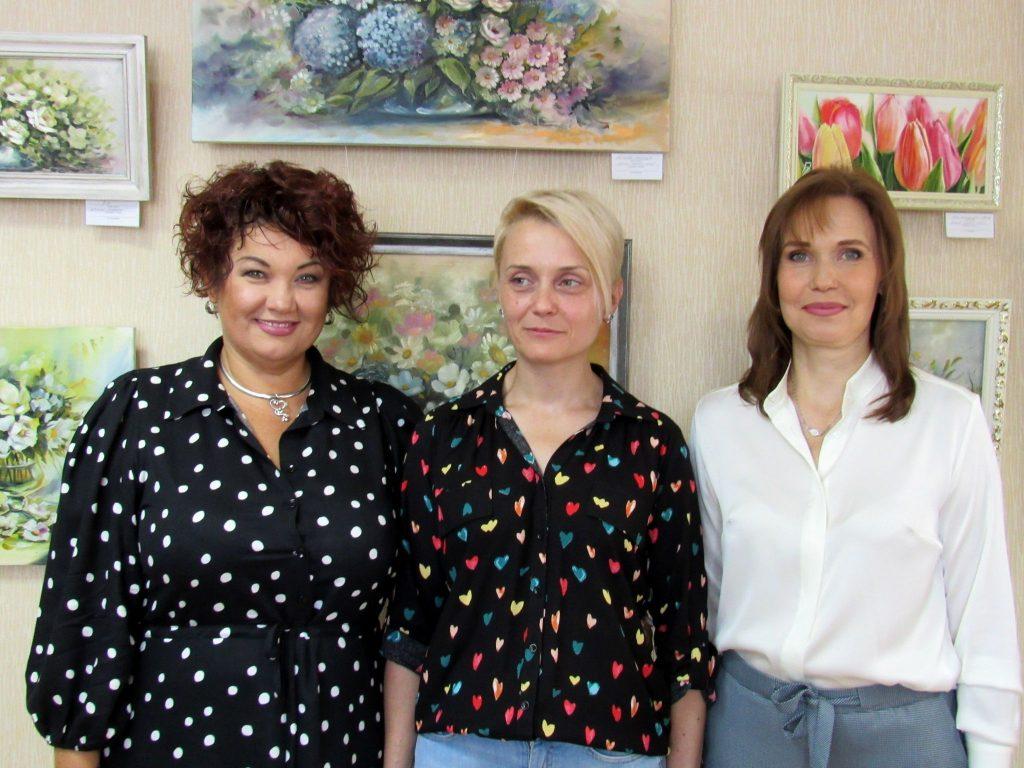В николаевской «Етносвітлиці» открылась персональная выставка художницы Екатерины Баранюк (ФОТО) 1