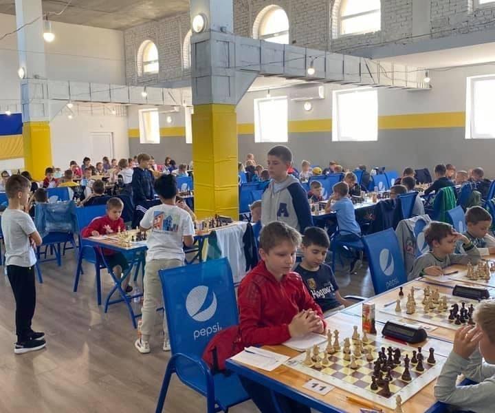 На Николаевщине завершился чемпионат Украины по шахматам среди юношей и девушек до 10 лет