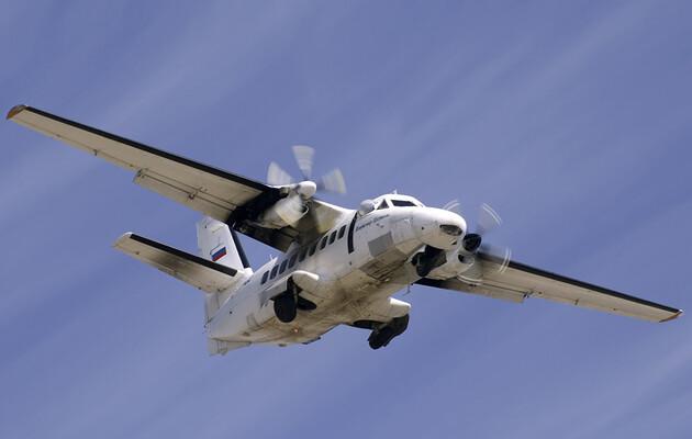 В глухой российской тайге жестко приземлился пассажирский самолет — загорелся и разрушился