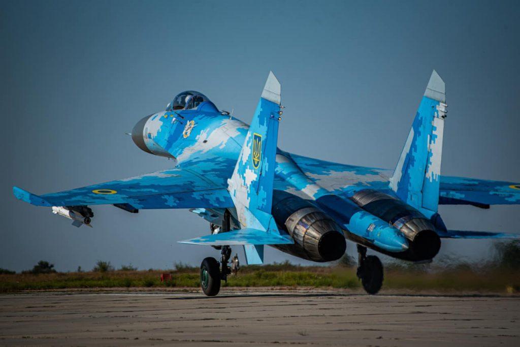 На Николаевщине авиаторы провели практические пуски авиационных управляемых ракет класса «воздух-воздух» (ФОТО) 21
