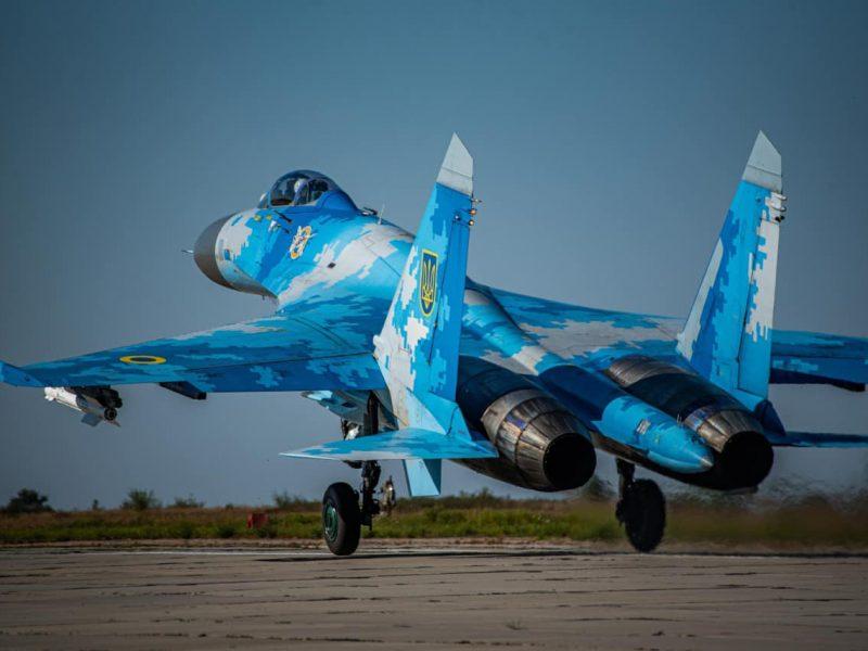 На Николаевщине авиаторы провели практические пуски авиационных управляемых ракет класса «воздух-воздух» (ФОТО)