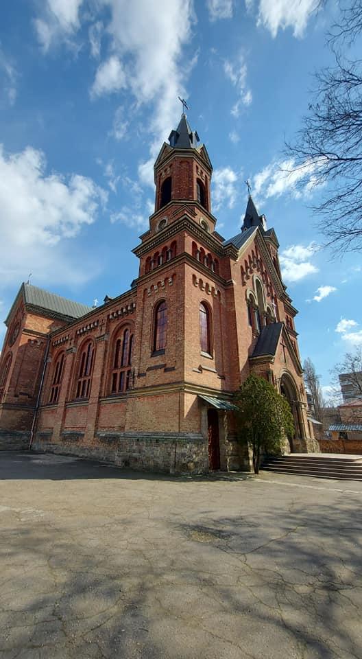 Католический храм в Николаеве, отметивший свое 125-летие, стал санктуарием святого Иосифа (ФОТО) 19