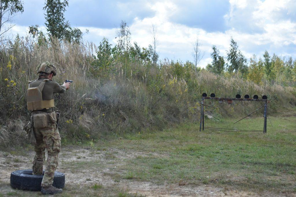 Николаевские морпехи одержали победу в конкурсе на лучшую снайперскую пару Вооруженных Сил Украины (ФОТО) 19