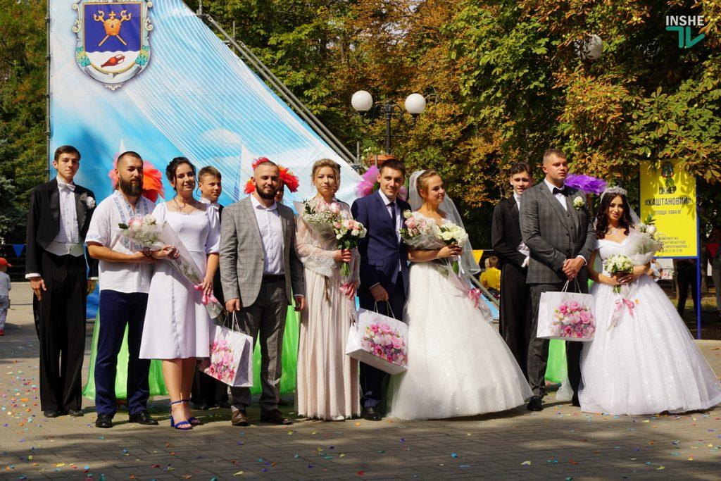 232-й день рождения Николаева: поздравление молодоженов, выставка-ярмарка и очень мало празднующих (ФОТО, ВИДЕО) 19
