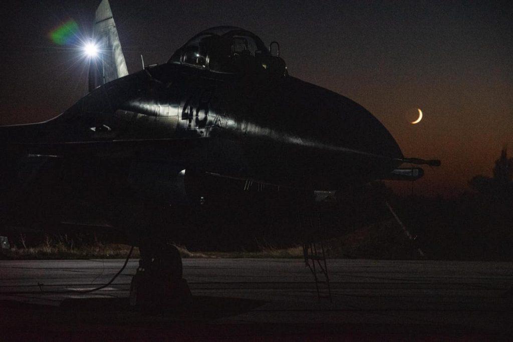 На Николаевщине авиаторы провели практические пуски авиационных управляемых ракет класса «воздух-воздух» (ФОТО) 23