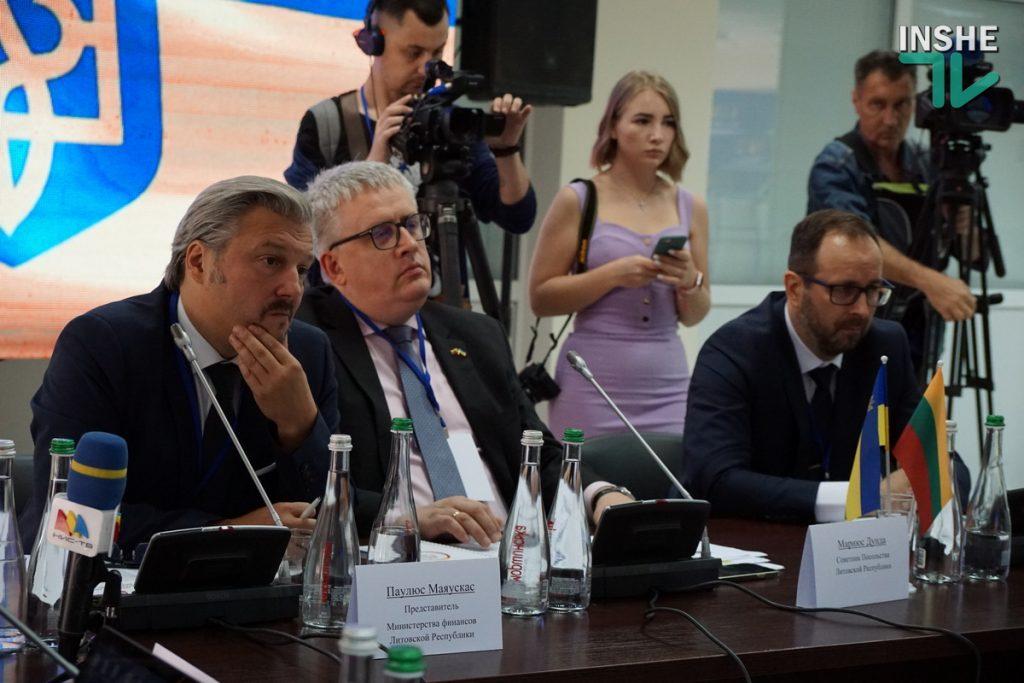 Чего хотят литовцы от нас, и что мы можем дать литовцам? В Николаеве проходит Первый Экономический Литовско-Николаевский бизнес-форум (ФОТО, ВИДЕО) 21