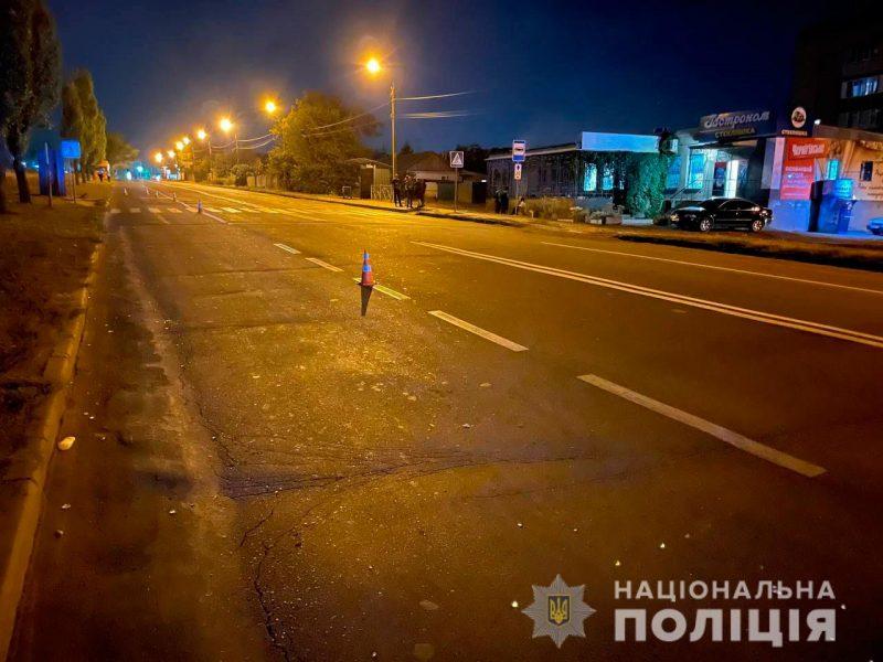 В Николаеве «Славута» сбила ребенка на переходе и скрылась. Девочка умерла по дороге в больницу (ФОТО)