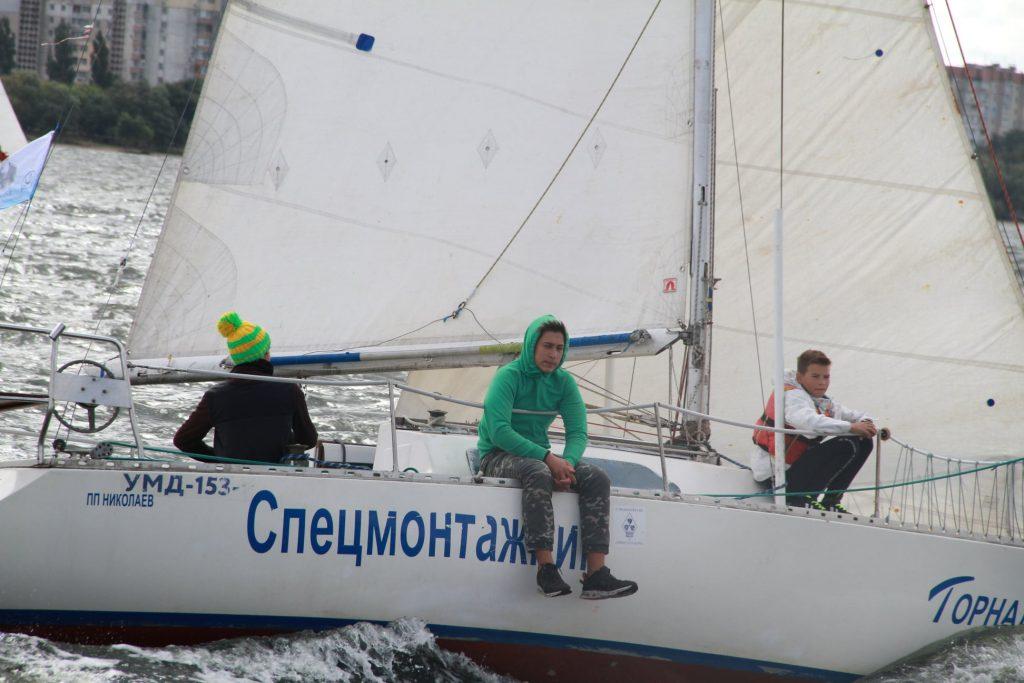 В Николаеве завершилась 28-я традиционная регата на Кубок адмирала Степана Макарова (ФОТО) 25